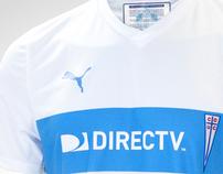 Camiseta Universidad Católica - 75 años.