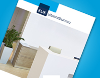 A Brochure made for a Dutch employment agency