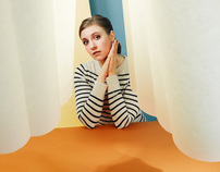 Lena Dunham for TIME Magazine