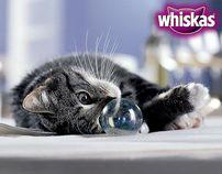 Whiskas by DESIGNERS ASSOCIADOS