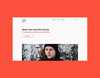 qemyst – portfolio site