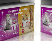 Natal Pet Food by DESIGNERS ASSOCIADOS