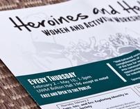 Heroines & Hellions Calendar