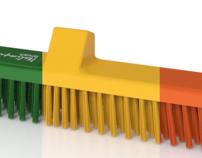 Rail Brush - Cepillo Anden