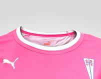 Camiseta Universidad Católica - Recambio Femenina