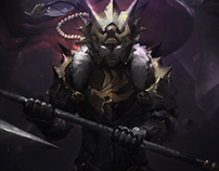 Dellons - Seven knight Fan art