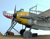Messerschmitt Bf110E-1