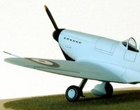 Spitfire Prototype K5054 (COMING SOON)