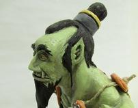 The Samurai Ogre