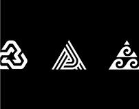 Triangle exploration - minimal