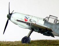 Messerschmitt Me109E-3 'Yellow 15'