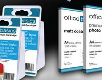 Office Basics - Mailer Design