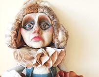 Nemorino puppet