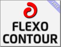 Flexo Contour (Free Font)