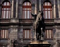 Ciudad de México centro / Mexico City center