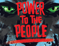 Black Panther – All Power to the People