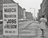 Washington—A Civil Rights Era Font