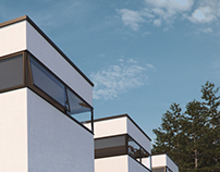 weissenhof row houses