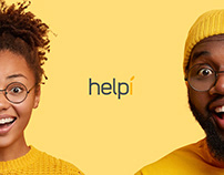 Emotional Landing Page Design of Helpi Apple Service