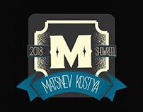 Motion Designe Showreel 2018 / Matsnev Kostya