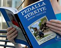 Pedalla Türkiye Book Cover Design