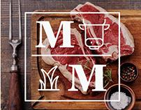 Model Meat Branding