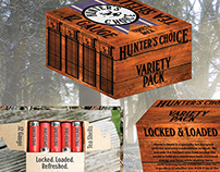 Hunter's Choice Gunpowder Tea Brand