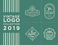 Logofolio | Logo Collection| Logo Bundle | 2019