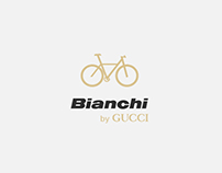 THE BIANCHI BY GUCCI BICYCLES