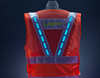 V-ROAD Safety Jacket