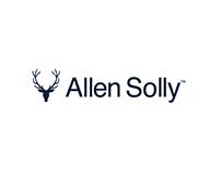 Allen Solly Ambigram Logo