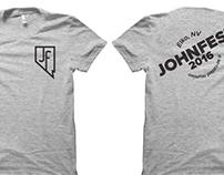 JohnFest '16 Branding