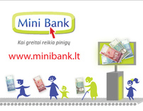 "(2009) animation for ""Minibank"""