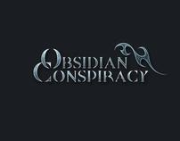 Logo design - Obsidian Conspiracy band