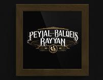 Peyjal Balqeis & Rayyan Calligraphy