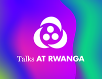 Talks AT RWANGA | LOGO DESIGN SUBMISSION