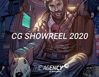 The Agency of Wargaming CG & VFX Showreel 2020