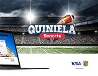Quiniela Banorte NFL