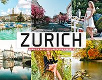 Free Zurich Mobile & Desktop Lightroom Presets