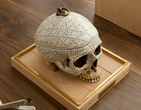 Ophelia's Skull
