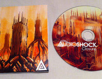 Audioshock UK album art