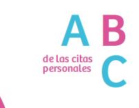 El ABC de las citas personales