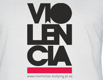 Violência • Campanha Publicitária