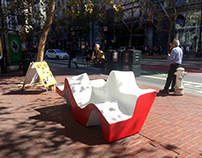 PULSE | Social Seating Structure