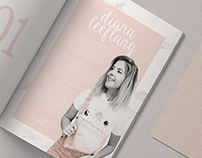 diana & claudia | magazine