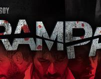 Paramparça Film - Afiş Tasarımı
