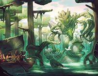 Swamp Elemental