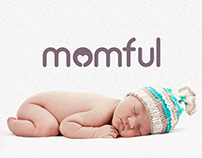 Momful, protein for pregnancy / Brand ID development