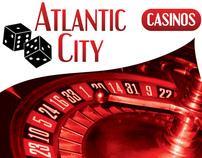 Atlantic City Bus Shelter Ad