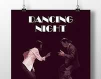 Dancing Night Poster